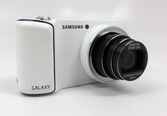 Samsung Galaxy Camera Review - 1