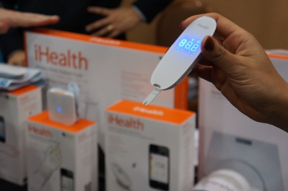 iHealth Wireless Smart Gluco-Monitoring System
