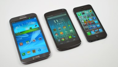 iPhone 4.8-inch display