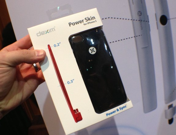 iPhone 5 Battery Case - 3