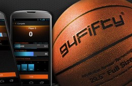 94Fifty basketball