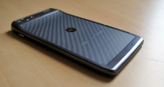 The Droid RAZR and RAZR MAXX will get Jelly Bean in Q1.