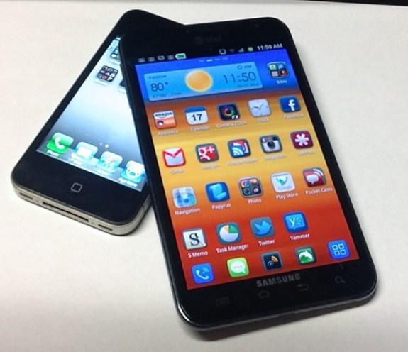 Galaxy Note Jelly Bean Update Starts