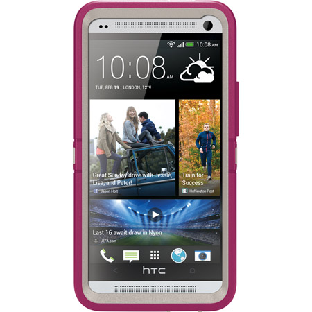 HTC M7 case OtterBox Defender