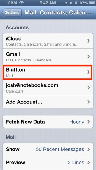 How to Fix Bad iOS 6.1 Battery Life - step 2
