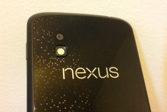 The LG Nexus 4 has been on sale since November.