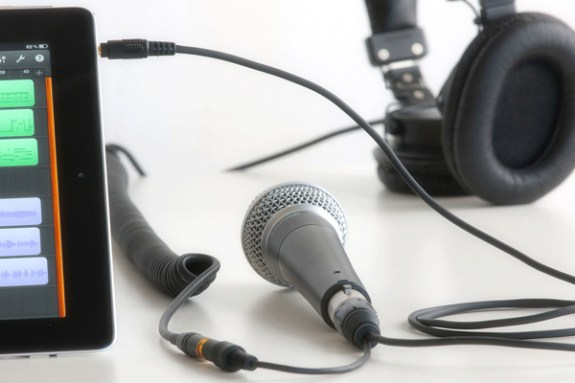 cablejive projive xlr with mic