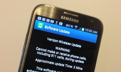 Samsung Galaxy S 4 Software Service Rumor