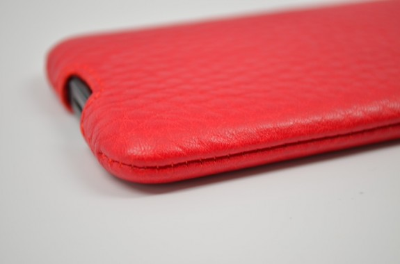 Sena Ultraslim Leather iPhone 5 Case review - 4