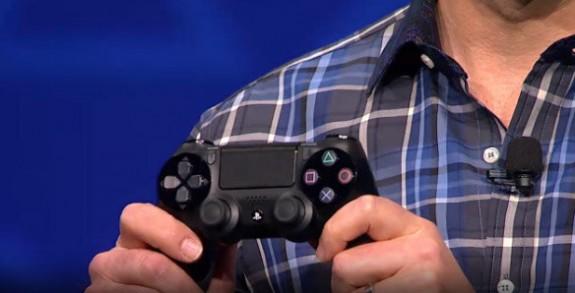 Sony PlayStation 4 DualShock 4 controller