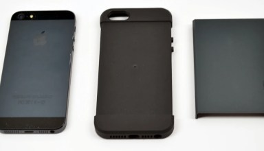 Spigen Slim Armor iPhone 5 Case Review - 5