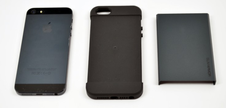 Spigen Slim Armor iPhone 5 Case Review - 5