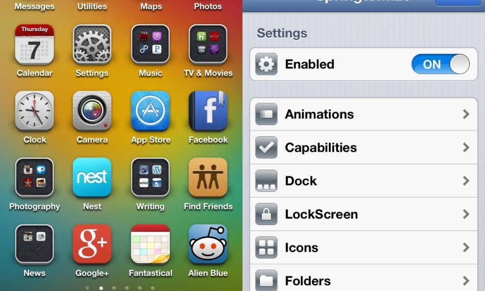 best cydia apps