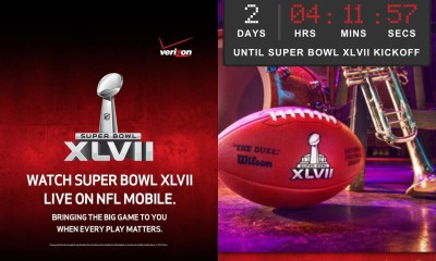 Watch Super Bowl 2013 on iPhone
