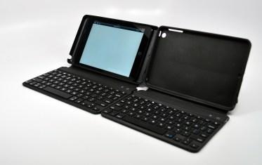 ZAGGKeys mini 9 review - iPad mini keyboad case - 09