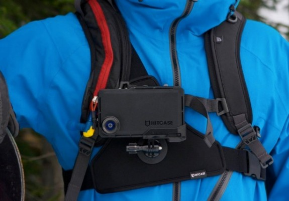 hitcase chestr mount