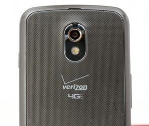 The Verizon Galaxy Nexus toils on Android 4.1.