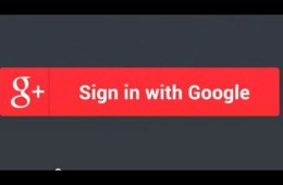 Video thumbnail for youtube video Google Rolls Out Sign in With Google+ for Security and Simplicity