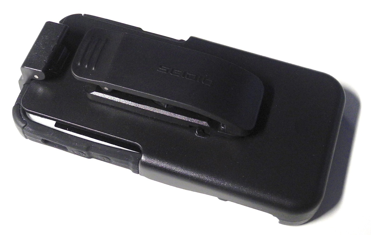 Holster iPhone 5 with Seidio Active Combo Case Review