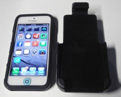 SEIDIO Active Case and Holster unholstered