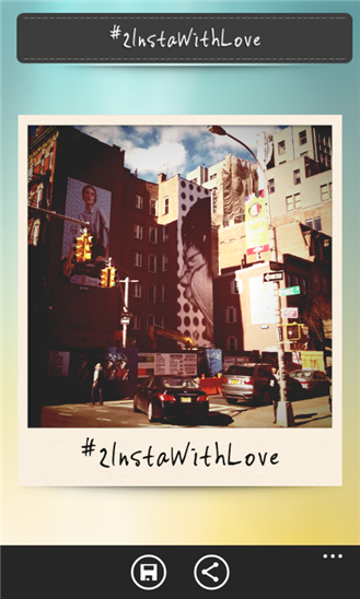 #2InstaWithLove