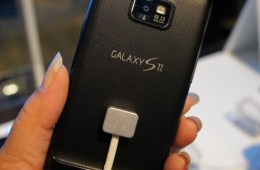 The Sprint Galaxy S2 is the first U.S. Galaxy S2 to Android 4.1.