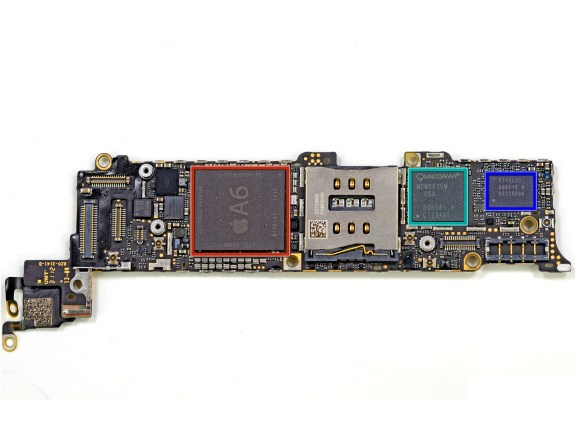 Intel may begin making Apple A7 processors, which may end up in the iPhone 5S.