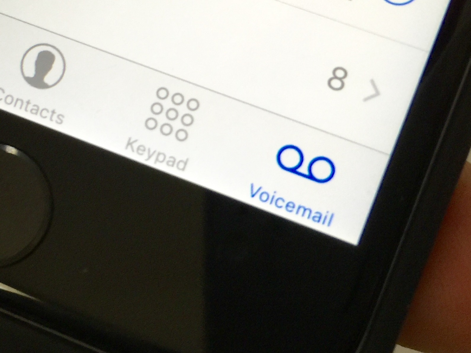 How to change the iphone voicemail message m4hsunfo