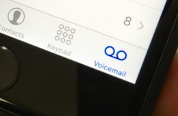 Learn how to set a custom iPhone voicemail greeting or message.