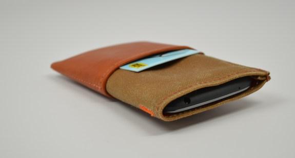 DODOcase Nexus 4 wallet - 1