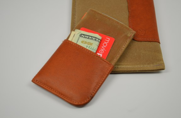 The DODOcase Durables Samsung Galaxy S3 wallet with the Nexus 7 Durables Sleeve.