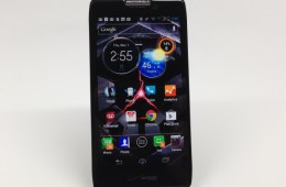 The Galaxy S4 will take on the likes of the Droid RAZR MAXX HD.