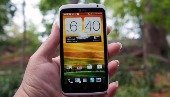 The HTC One X Android 4.2 and Sense 5 update could come as soon as June.