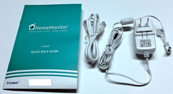 homemonitor in box