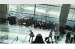 JetBlue Google Glass 1