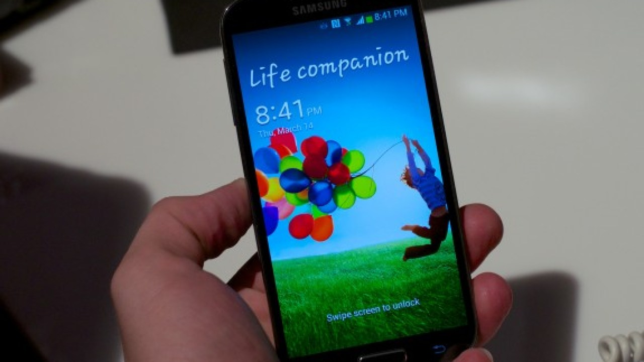 Verizon Galaxy S4 Deal Makes Up For Late Launch