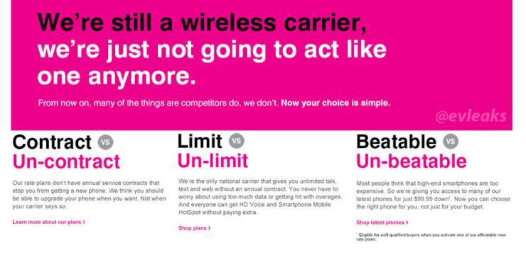 T-Mobile UnCarrier