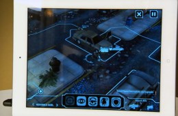 XCOM Enemy Unknown on iPad
