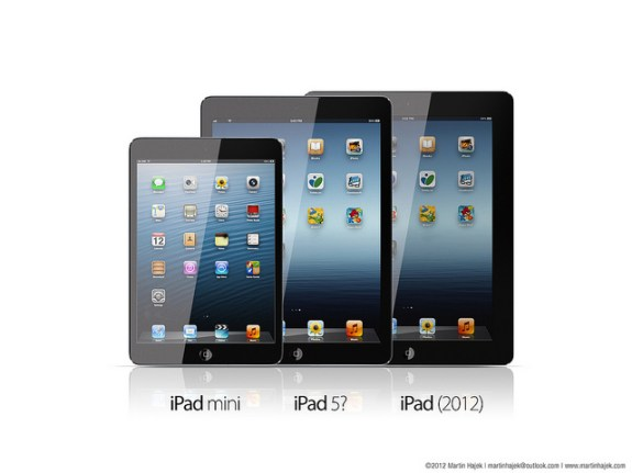 The iPads mini 2 may or may not come with a Retina Display, but recent rumors suggest a Q3 release.