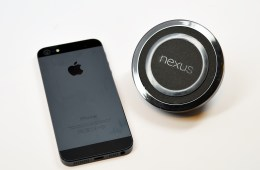 iPhone 5S release rumors come from a company working on Qi wireless charging.