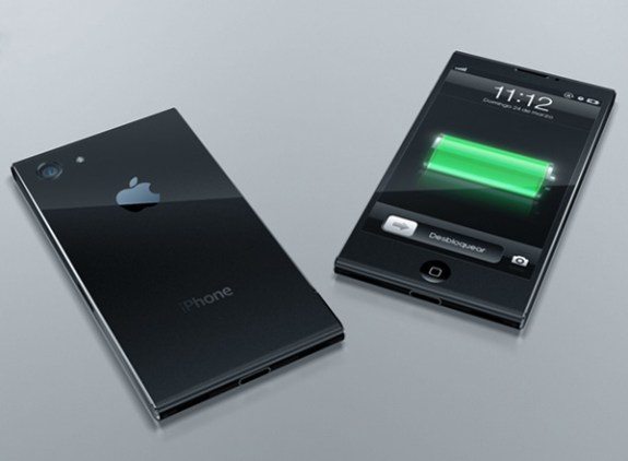 iPhone 6 concept takes design inspiration from the Sony Xperia Z.