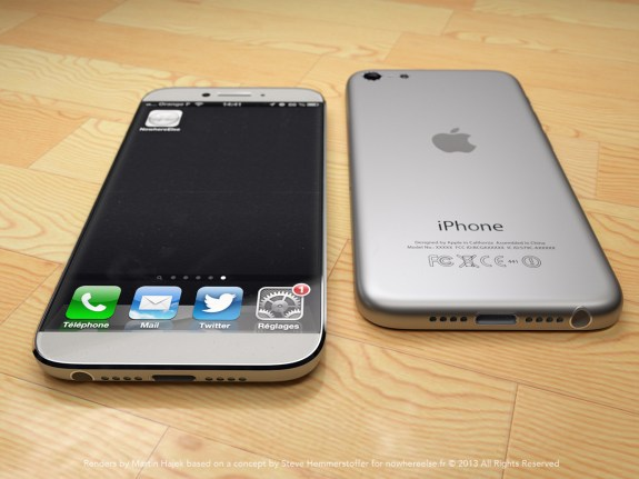 iPhone 6 concept from nowhereelse.fr.
