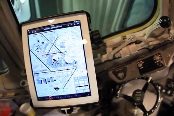ipad flight bag app