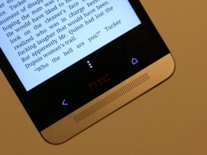 Get rid of the on screen menu with this HTC One menu button hack.