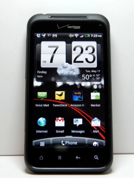 Two HTC ThunderBolt updates have now beaten the Droid Incredible 2 ICS update.