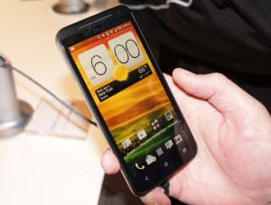 The EVO 4G LTE will likely get updated as well.