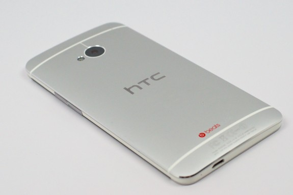 The HTC One for Verizon has been spotted, it seems.
