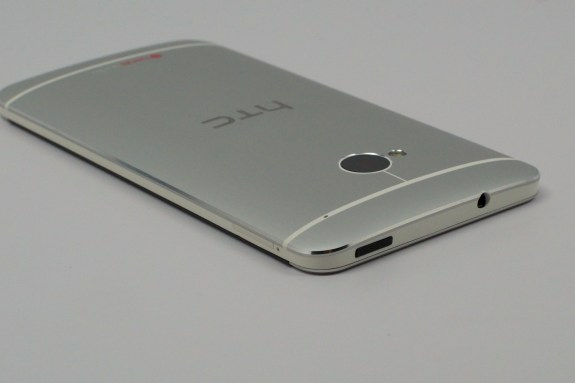 The HTC One's metal design is fantastic but is limited.