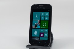 The Samsung ATIV Odyssey, the only Samsung Windows Phone available on Verizon.