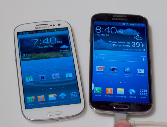 The Verizon Samsung Galaxy S4 release announcement may be closer with the latest Galaxy S3 deal.